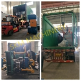 Extrusion lines sent to Argentina
