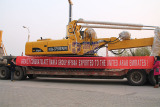 HANFA GROUP ROTARY DRILLING RIG HF168A EXPORTED TO THE UNITED ARAB EMIRATES.