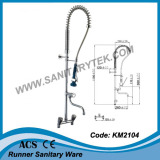 Mounted Pre-rinse Kitchen Sink Faucet