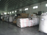 Warehouse for black masterbatch in Jolink factory