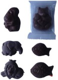 chocolate mould of animal shape