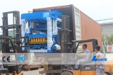 Delivery time:QT4-25 habiterra block machine to kenya