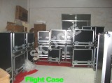 Flight Case Display