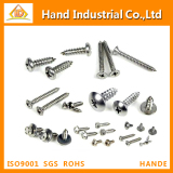 different kinds of stainless steel screws