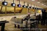 Bowling Center(Under daylight lamps )
