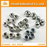 different kinds of stainless steel nuts
