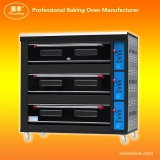 Automatic Touch Control Gas Baking Oven