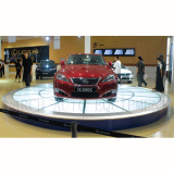 High Quality Auto Car Turntable for Display