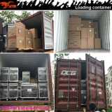 Loading container of VRX932LA, VRX918S line array audio system
