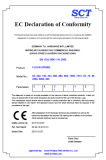CE CERTIFICATE for FLOOR HINGES