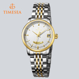 Mechanical Watch for Men and Ladies Simple Design 72566