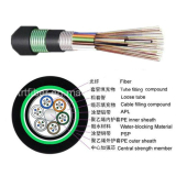 Large Quantity Outdoor Fiber Optic Cable in Stock
