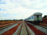 2009 Angola Railway Reconstruction Project