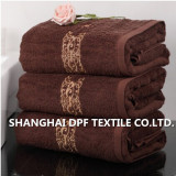 DPF 100% bamboo fiber towel used for home or hotel