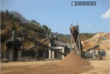 150th sand making plant in Lishui,zhejiang ,china
