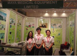 Maya Medical Exhibition in Nigeria