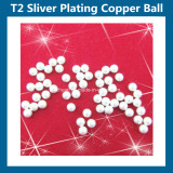 T2 Sliver Pating Copper Ball