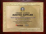 SGS Made-in-China Audited Supplier