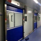 Automatic High Speed Rolling Door