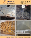 thick metal cutting, waterjet cutting machine