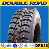 DOUBLE ROAD tyre 315/80R22.5 lug pattern DR825