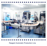 Reagent automatic production line