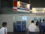 2006 SCR in Indonesia Exhibition