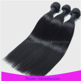 High Quality Natural Black Can Be Dyed Virgin Unprocessed Natural Wave Brazilian Hair