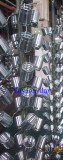 Electroplating technology for hydraulic fittings hose fittings ferrule