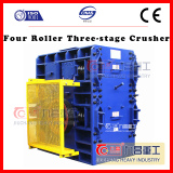 Patented Four Roller Three-stage Roller Crusher