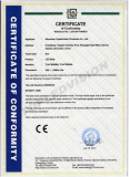 IEC/En62471 Photobiological Safety Compliant