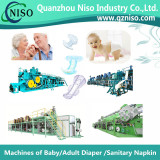 Diaper Machine & Sanitary Napkin Machine