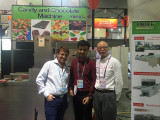 Old Friends visitng YINRICH booth 2016