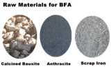 Raw materials for BFA