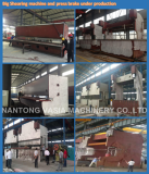 Big Shear And Press Machines Under Production