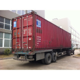 Container coming