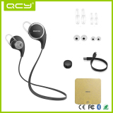 QY8 Duralble Bluetooth Headset Earhook Sport Earphone for Athlete
