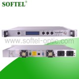 1310nm Fiber Optical Transmitter with AGC Top Deisgn (2 fan 2 power)