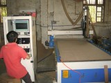 TDS CABINET MANUFACTURE LINE