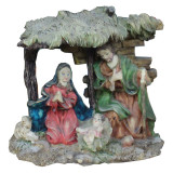 Resin Catholic Statue Nativity Set Wholesale Resin Statues (IO-ca071)