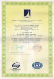 IS9001-2008 Quality Management Certification