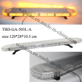 Amber LED Aluminum Chassis CE & UL Certificated Lightbar (TBD-GA-503L-a)