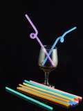 Two Bend Artistic Straws