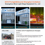 2016 Prolight & Sound Exhibition