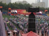 2012 XIAN FOREIGN FAIR UNIVERSTY 20 YEARS CEREMONY