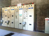 Power Distribution Room