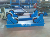 Pipe adjustable welding turning roll
