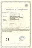 CE certification for Controller ,Amplifier