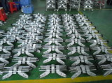 Wheel alignment clamp stock