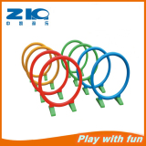outdoor playground plastic hole for kids on sell